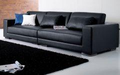 4 Seat Leather Sofas