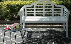 Ahana Wooden Garden Benches