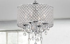 Aldgate 4-light Crystal Chandeliers