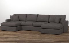 Dual Chaise Sectionals