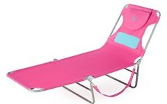 Ostrich Ladies Comfort Chaise Lounges