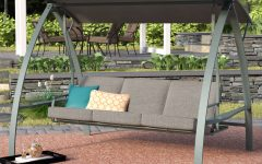Daybed Porch Swings with Stand