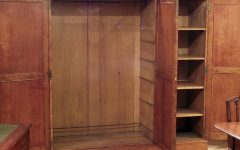 Antique Triple Wardrobes