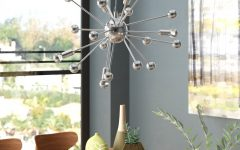 Bacchus 12-Light Sputnik Chandeliers