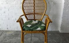Banana Leaf Chairs with Cushion