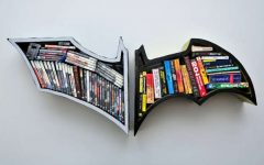 Batman Bookcases