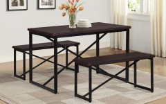 Bearden 3 Piece Dining Sets