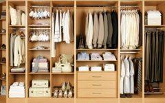 Bedroom Wardrobes Storages