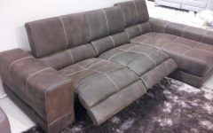 Leather Chaise Lounge Sofas