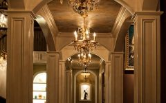 Small Hallway Chandeliers