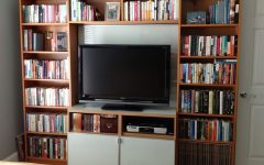 Bookcases with Tv Unit