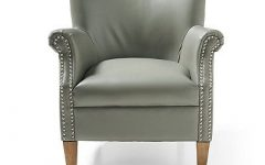 Grandin Leather Sofa Chairs