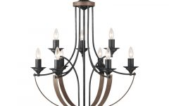 Camilla 9-Light Candle Style Chandeliers