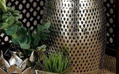 Canarsie Ceramic Garden Stools