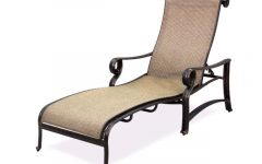 Sling Chaise Lounges