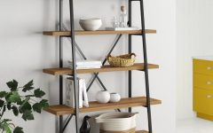 Champney Etagere Bookcases