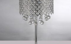 Chandelier Night Stand Lamps