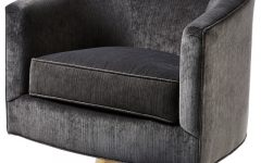 Charcoal Swivel Chairs