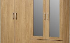 Wardrobes 4 Doors