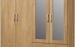 Wardrobes 4 Doors