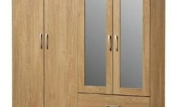 4 Door Wardrobes