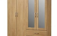 Cheap 4 Door Wardrobes