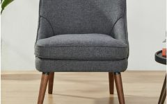 Chiles Linen Side Chairs