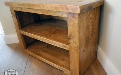 Rustic Corner Tv Stands