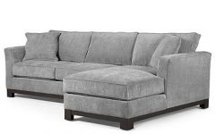 Grey Couches With Chaise