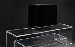 Clear Acrylic Tv Stands