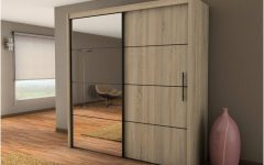 2 Sliding Door Wardrobes