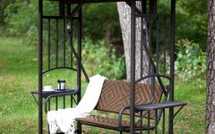 Patio Gazebo Porch Swings