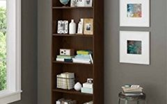 Ameriwood 5 Shelf Bookcases