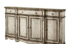 Ilyan Traditional Wood Sideboards