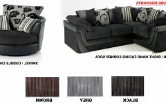 Lucy Dark Grey Sofa Chairs