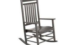 Manhattan Patio Grey Rocking Chairs