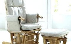 Rocking Chairs for Nursing