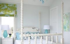 Turquoise Bedroom Chandeliers