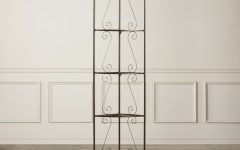 Yeatman Four Tier Corner Unit Bookcases