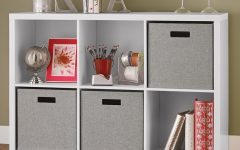 Decorative Storage Cube Bookcases
