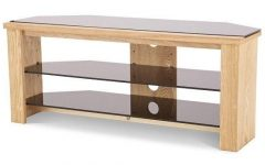 Oak Veneer Tv Stands