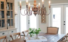 Large Rustic Look Dining Tables