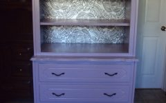 Dresser and Bookcases Combo