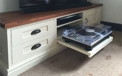 Turntable Tv Stands