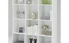 White Shelving Units