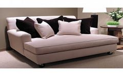 Wide Chaise Lounges