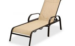 Sling Chaise Lounge Chairs For Outdoor