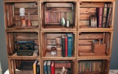 Bookshelves Handmade