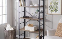Cecelia Etagere Bookcases
