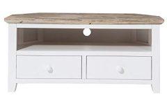 White Corner Tv Cabinets
